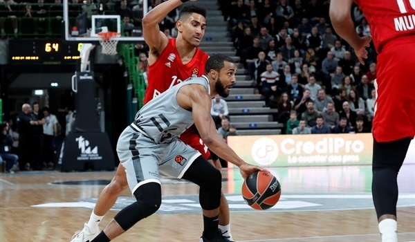 RS23 Report: ASVEL downs Bayern to end losing streak