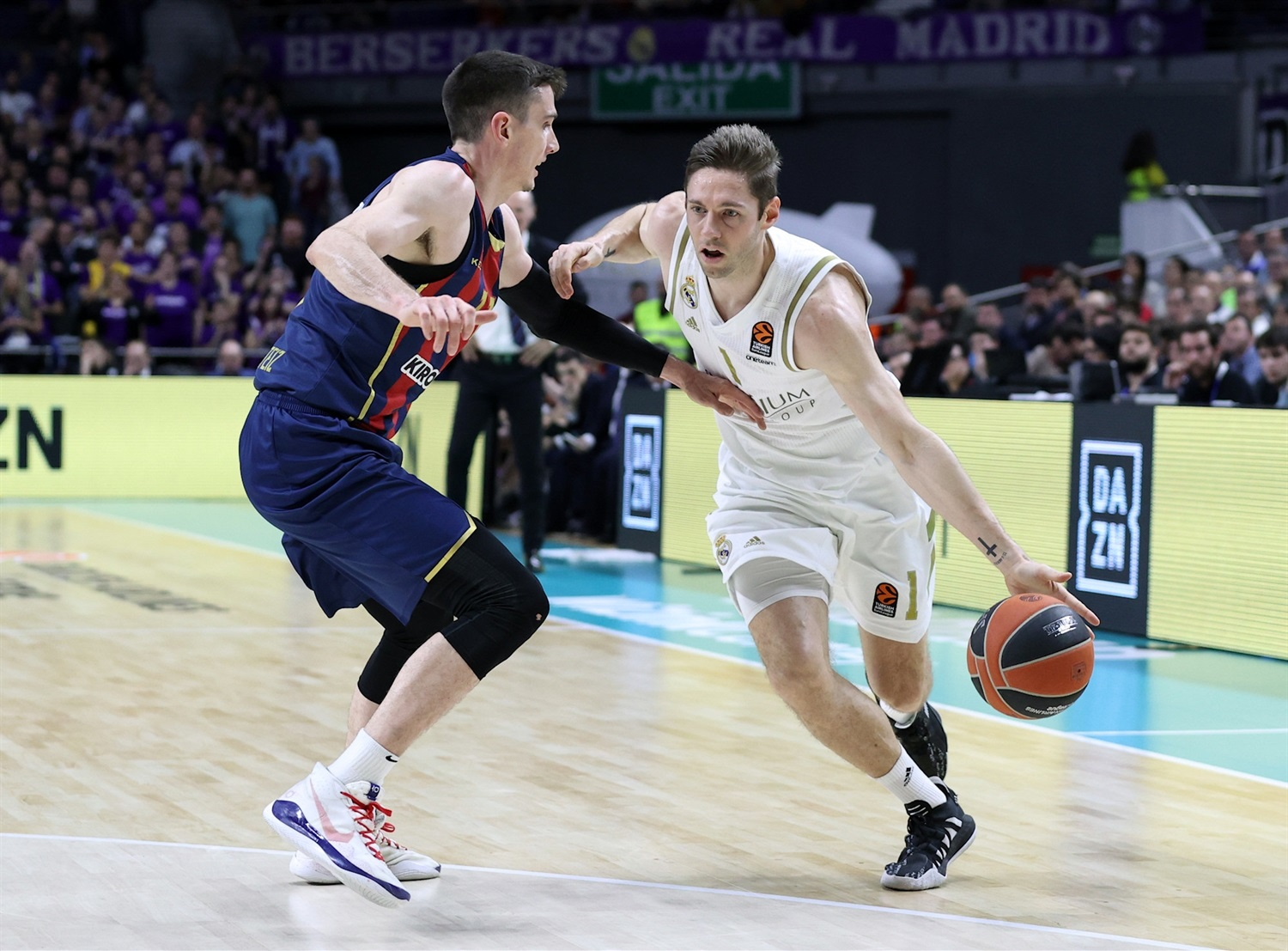 Fabien Causeur - Real Madrid - EB19