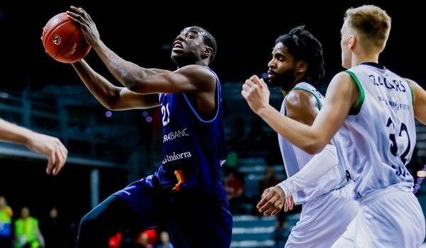 T16 Round 5 Report: Hannah fires Andorra to dramatic win over Joventut