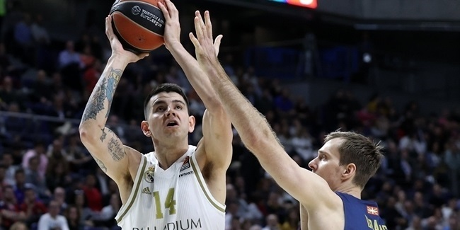 RS Round 23: Real Madrid vs. KIROLBET Baskonia Vitoria-Gasteiz