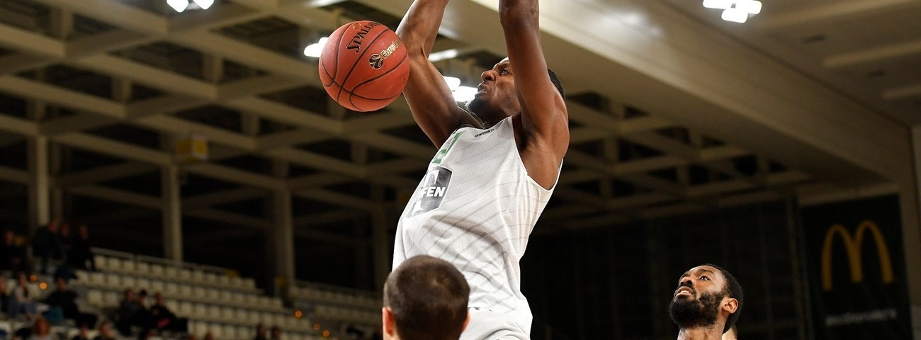 Olimpija adds size with Jones