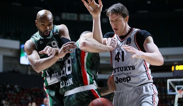 T16 Round 5 Report: UNICS beats Rytas, clinches quarterfinals spot