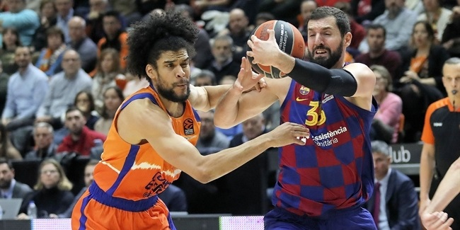 RS Round 23: Valencia Basket vs. FC Barcelona