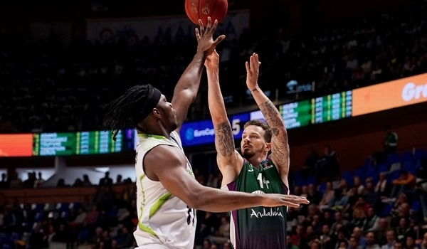 T16 Round 5 Report: Unicaja clinches first place in Group H