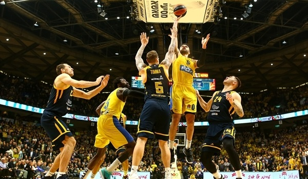 RS23 Report: Maccabi rallies past Khimki in a thriller