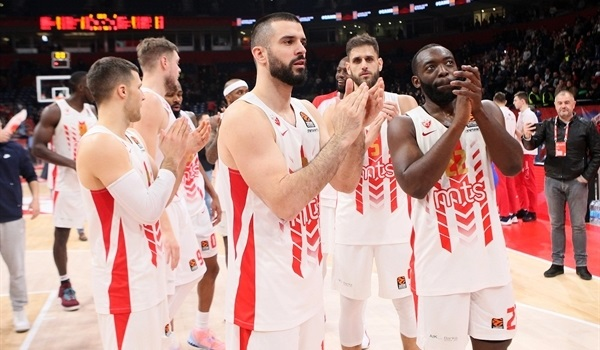 2020-21 Games to Watch: Crvena Zvezda mts Belgrade