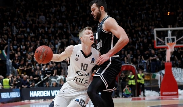 Partizan's resiliency was key to handing Virtus first home loss