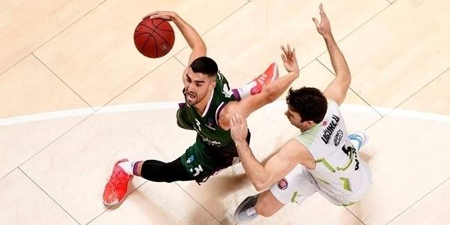 7DAYS EuroCup, Top 16 Round 5: Unicaja Malaga vs. Tofas Bursa