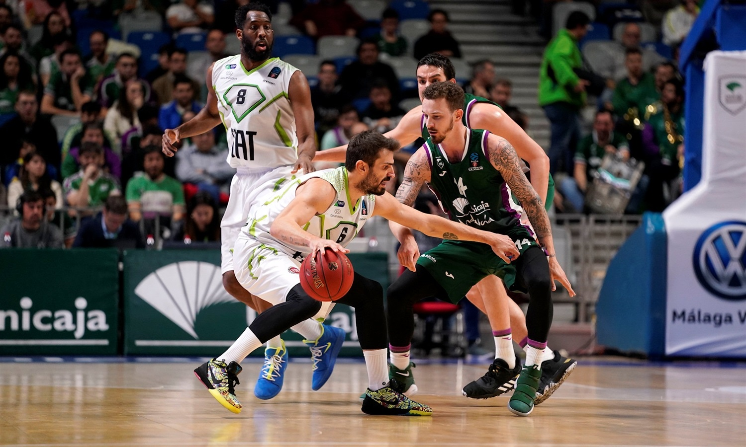 Baris Ermis - Tofas Bursa (photo Mariano Pozo - Unicaja) - EC19