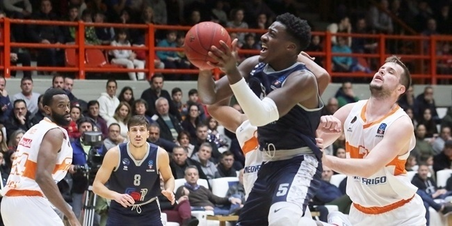 7DAYS EuroCup, Top 16 Round 5: Promitheas Patras vs. Germani Brescia Leonessa