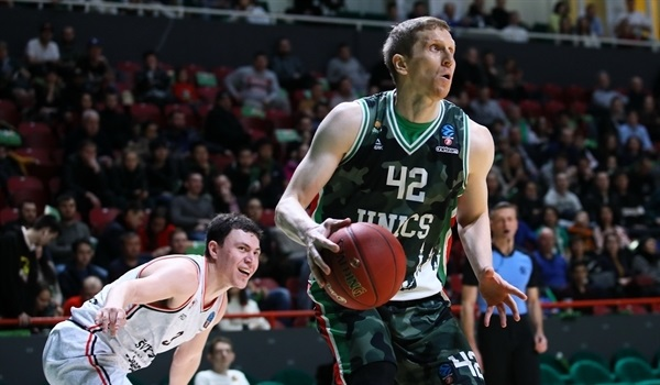 UNICS maintains consistency, re-signs Kolesnikov, Uzinskii