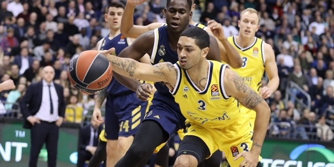 RS Round 24: ALBA Berlin vs. Real Madrid