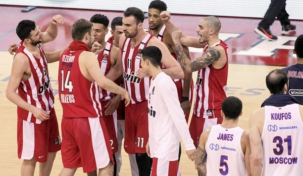 Papanikolaou and co. outhustled the champs