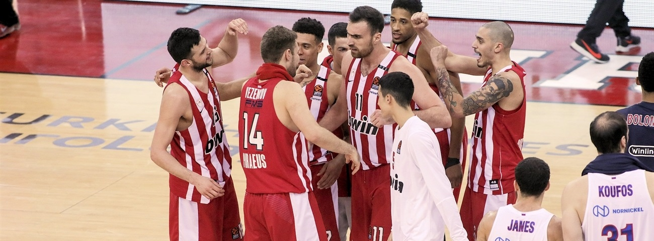 2020-21 Games to Watch: Olympiacos Piraeus