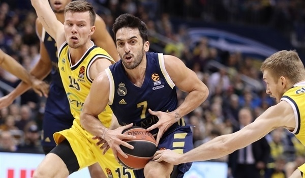RS24 Report: Campazzo ties record as Real sees off ALBA in thriller