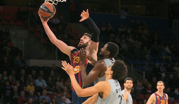 RS24 Report: Baskonia downs ASVEL at home