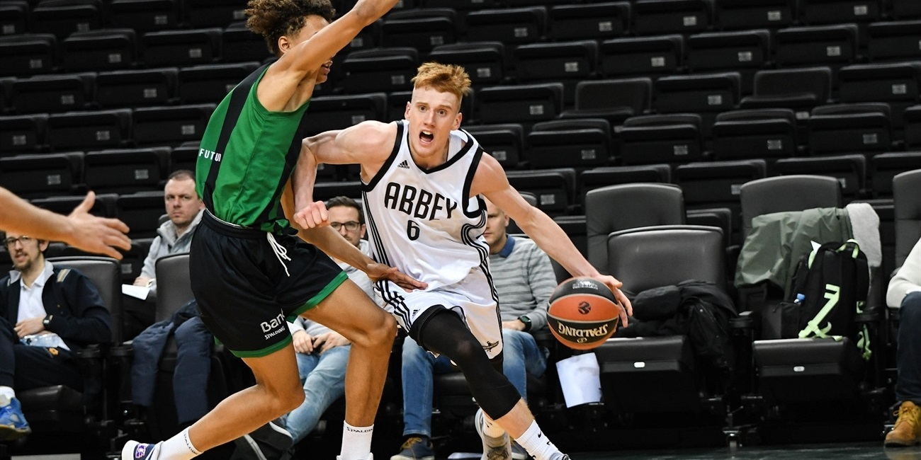 Cameron Hildreth - U18 Barking Abbey London (photo Robertas Eismontas - Zalgiris) - ANGT Kaunas 2020 - JT19