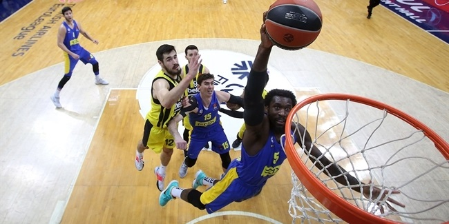 Maccabi won on 'perfect' play