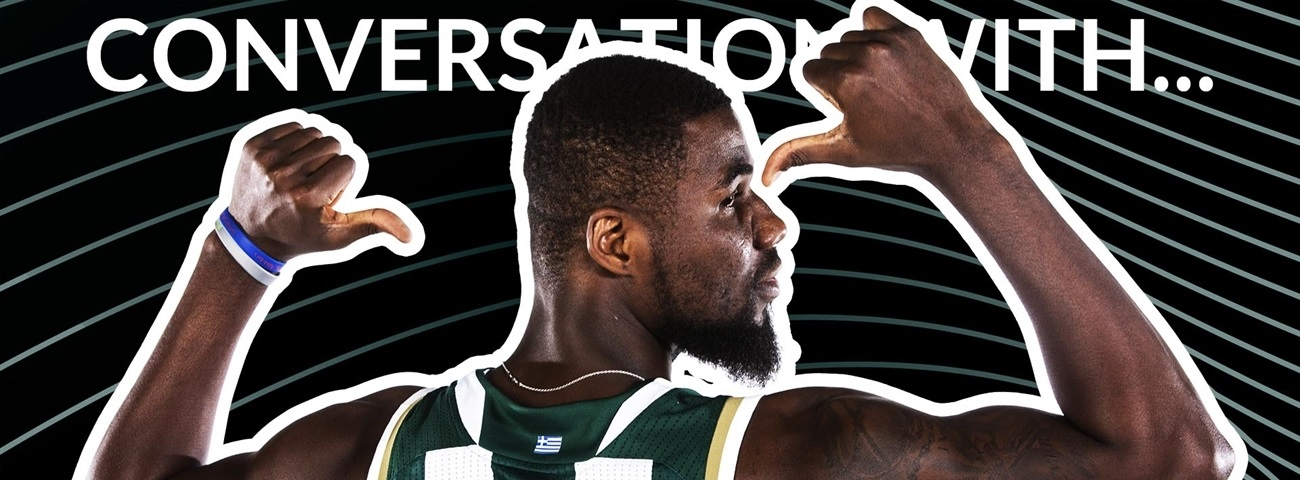 Ben Bentil, Panathinaikos: 'Basketball became my calling'