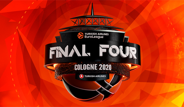 2020 Final Four Cologne logo unveiled