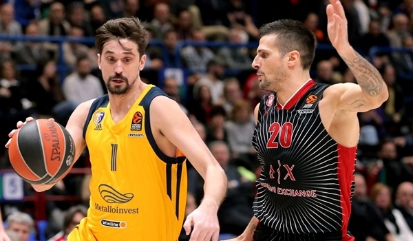 Khimki re-signs superstar Shved