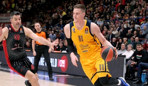 RS25 Report: Khimki downs Milan, snaps road losing streak