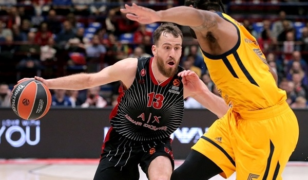 Signature Moves: Sergio Rodriguez