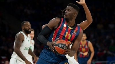 Moustapha Fall, Baskonia: 'All is possible'