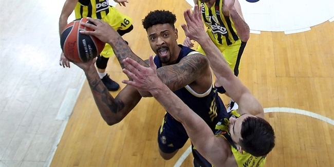 Khimki, Mickey reunite
