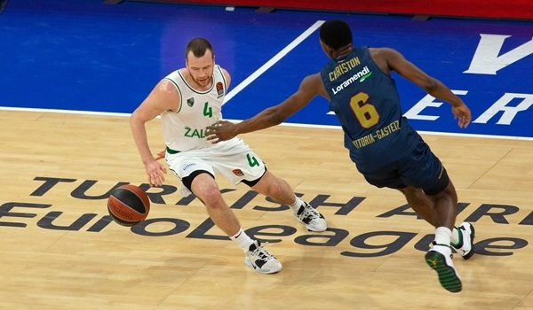 RS25 Report: Zalgiris's defense stops Baskonia