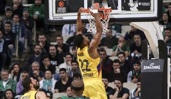 RS25 Report: Barca battles back to overcome Panathinaikos
