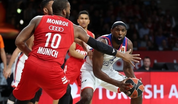 RS25 Report: Efes cruises in Munich to extend streak