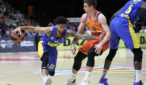 RS25 Report: Maccabi's backcourt ambushes Valencia