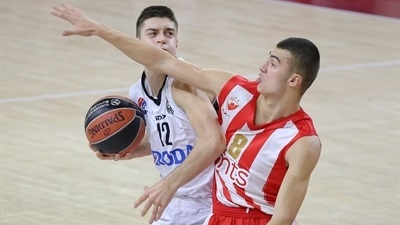 Partizan shocks Zvezda with comeback to reach first-place game