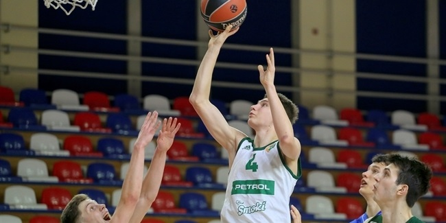 Olimpija re-signs, promotes Sytnikov