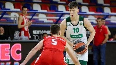 Olimpija hands Zvezda another loss, takes fifth place