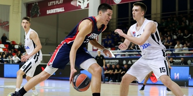 Injury taught ANGT Belgrade MVP that nothing is given
