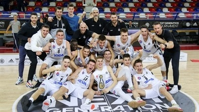Partizan downs CFBB to reach ANGT Finals for first time