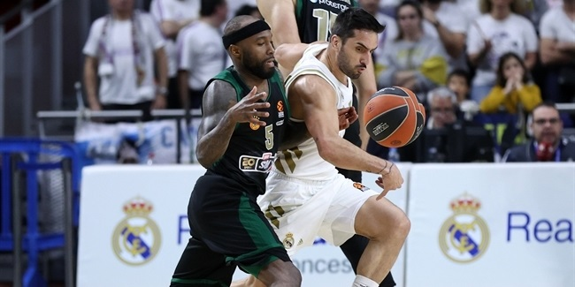 RS Round 26: Real Madrid vs. Panathinaikos OPAP Athens