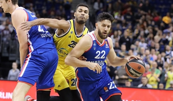 RS26 Report: Efes sets new record by holding off ALBA