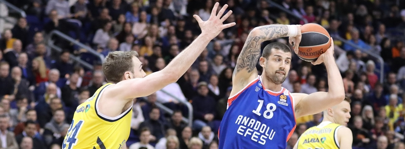 Moerman back to his best for Efes