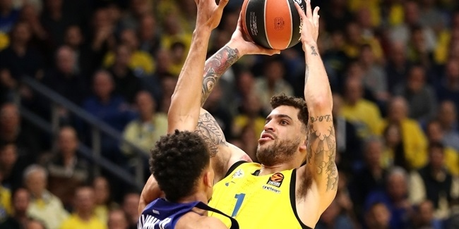 Cool hero Wilbekin and the massive Maccabi comeback