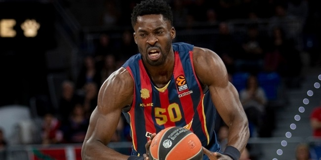 CSKA bulks up with Eric at center