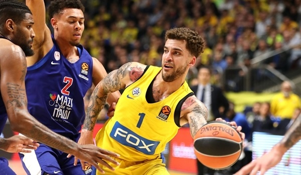 Signature moves: Scottie Wilbekin, Maccabi FOX Tel Aviv