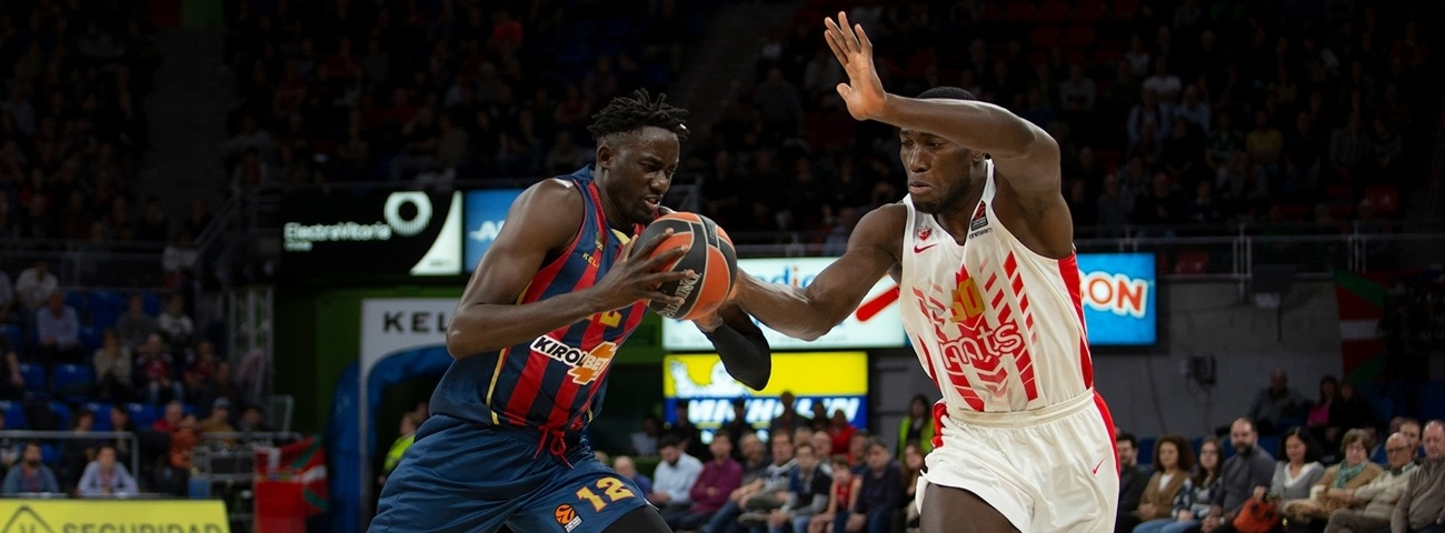 Baskonia, Diop agree for three more years