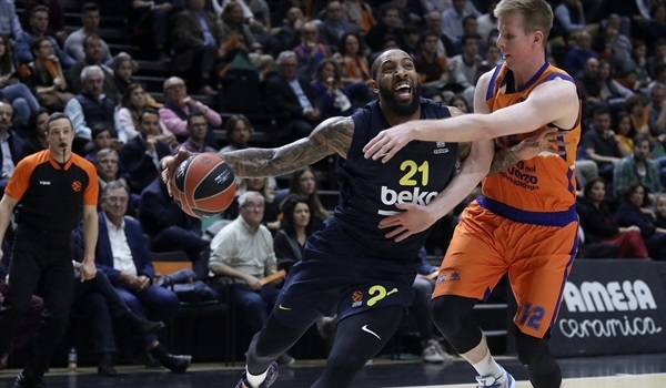 RS26 Report: Williams leads Fenerbahce past Valencia