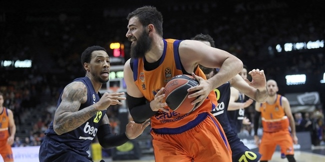 Signature Moves: Bojan Dubljevic, Valencia Basket