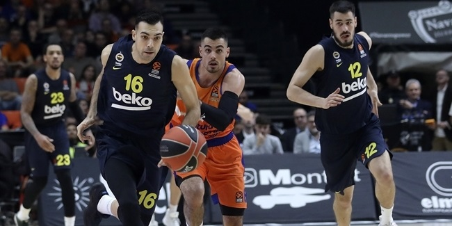 Uniquely efficient offense led Fenerbahce to key win