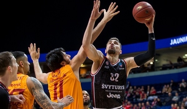T16 Round 6 Report: Rytas exits with a home win