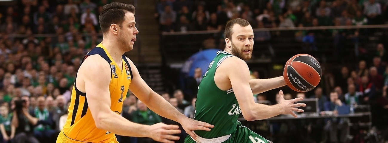 Zalgiris displayed great strength off the bench